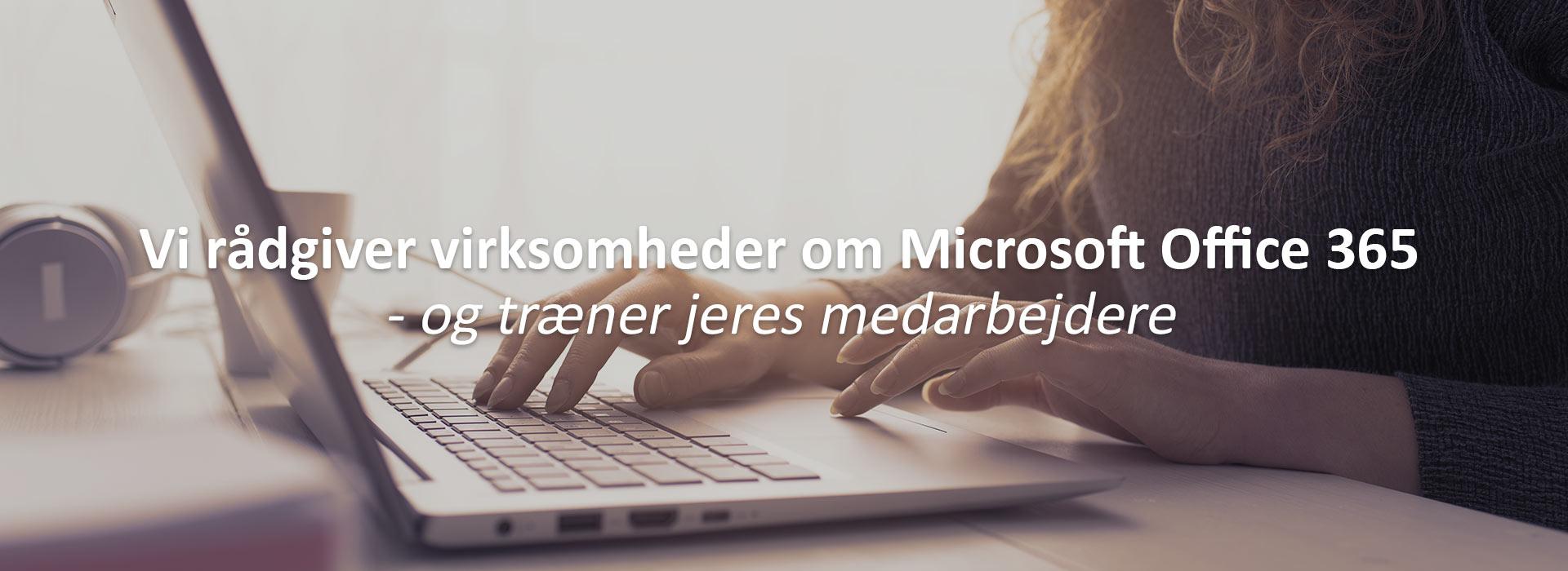 Rådgivning om Microsoft Office 365