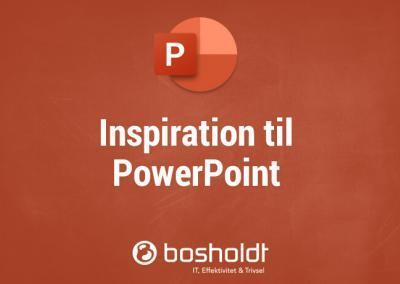 Ikoner i PowerPoint