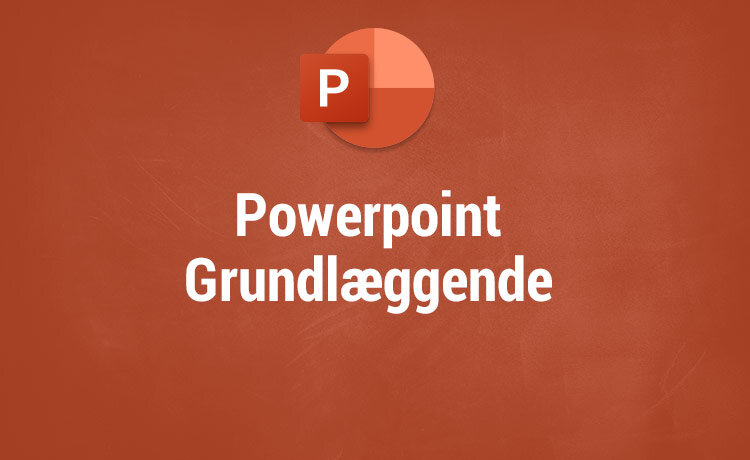 Microsoft PowerPoint kurser - Grundlæggende