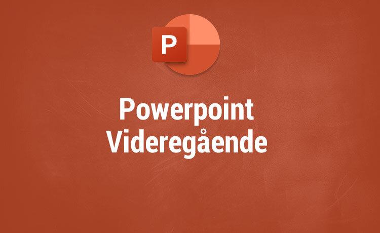 Microsoft PowerPoint kurser - Videregående