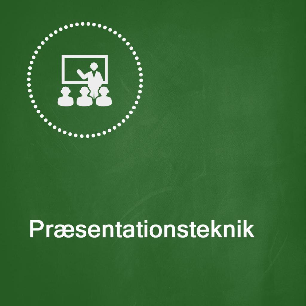 Præsentationsteknik