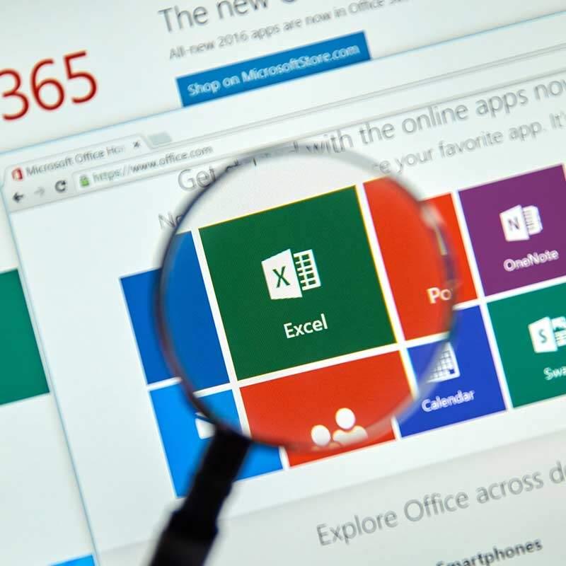 Excel online grundlæggende kursus